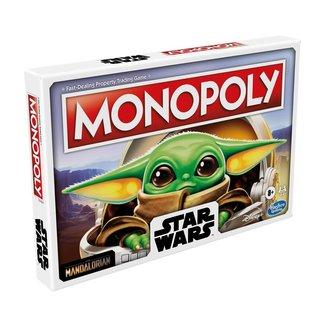Hasbro MONOPOLY 'THE CHILD' MANDALORIAN