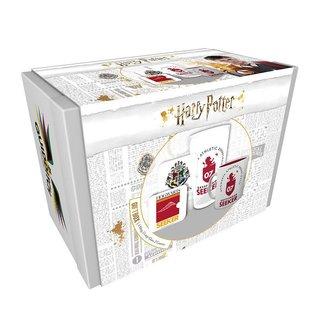 GB eye Harry Potter Gift Box Quidditch