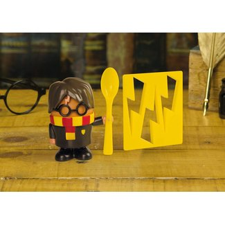 Paladone Harry Potter Egg Cup & Toast Cutter