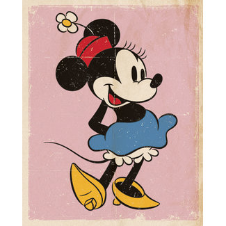 Pyramid International Minnie Mouse (Retro)