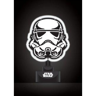 Groovy Star Wars Neon Light Stormtrooper 17 x 24 cm