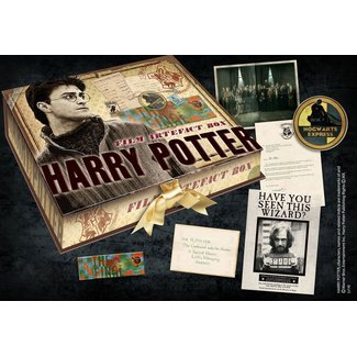 The Noble Collection Harry Potter Artefact Box Harry Potter
