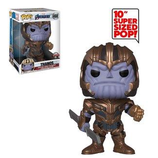 Funko Pop! Marvel: Endgame - Thanos Super Sized Pop 10 inch