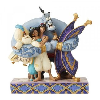 Enesco Aladdin Group Hug