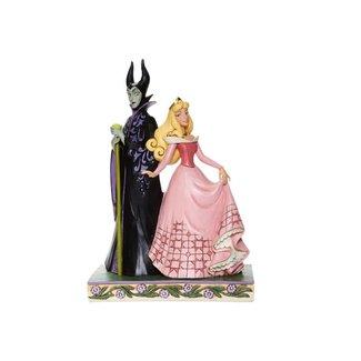 Enesco Aurora & Maleficent