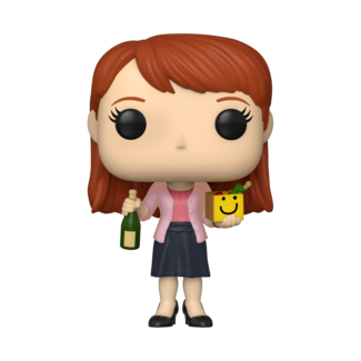 Funko Pop! TV: The Office - Erin with Happy Box and Champagne