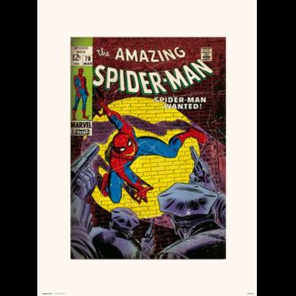 PRINT 30X40 CM MARVEL THE AMAZING SPIDER-MAN 70