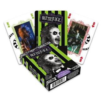 Aquarius Beetlejuice Playing Cards Movie