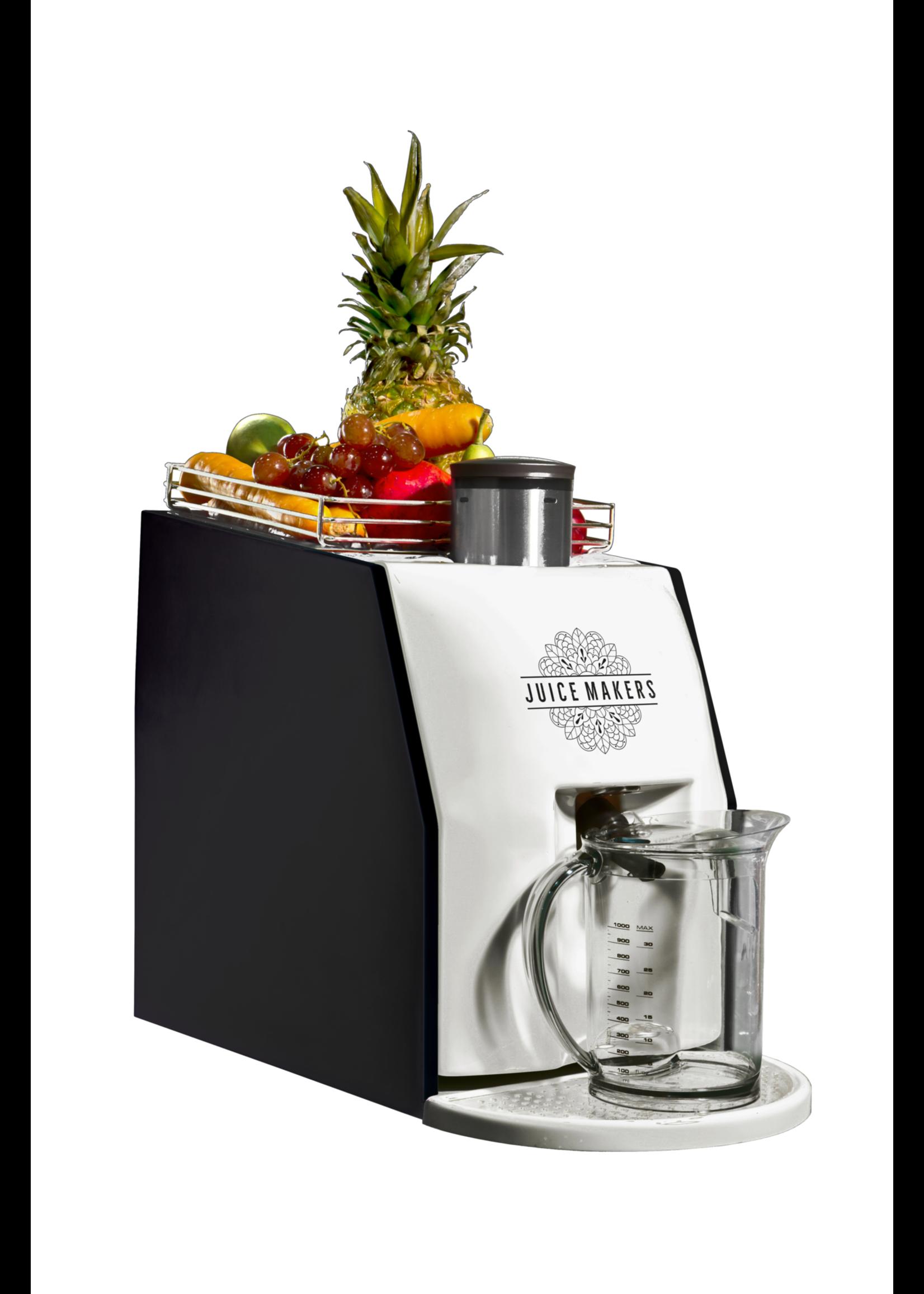 JuiceMakers Pro Sapapparaat  tafelmodel met waterrreservoir
