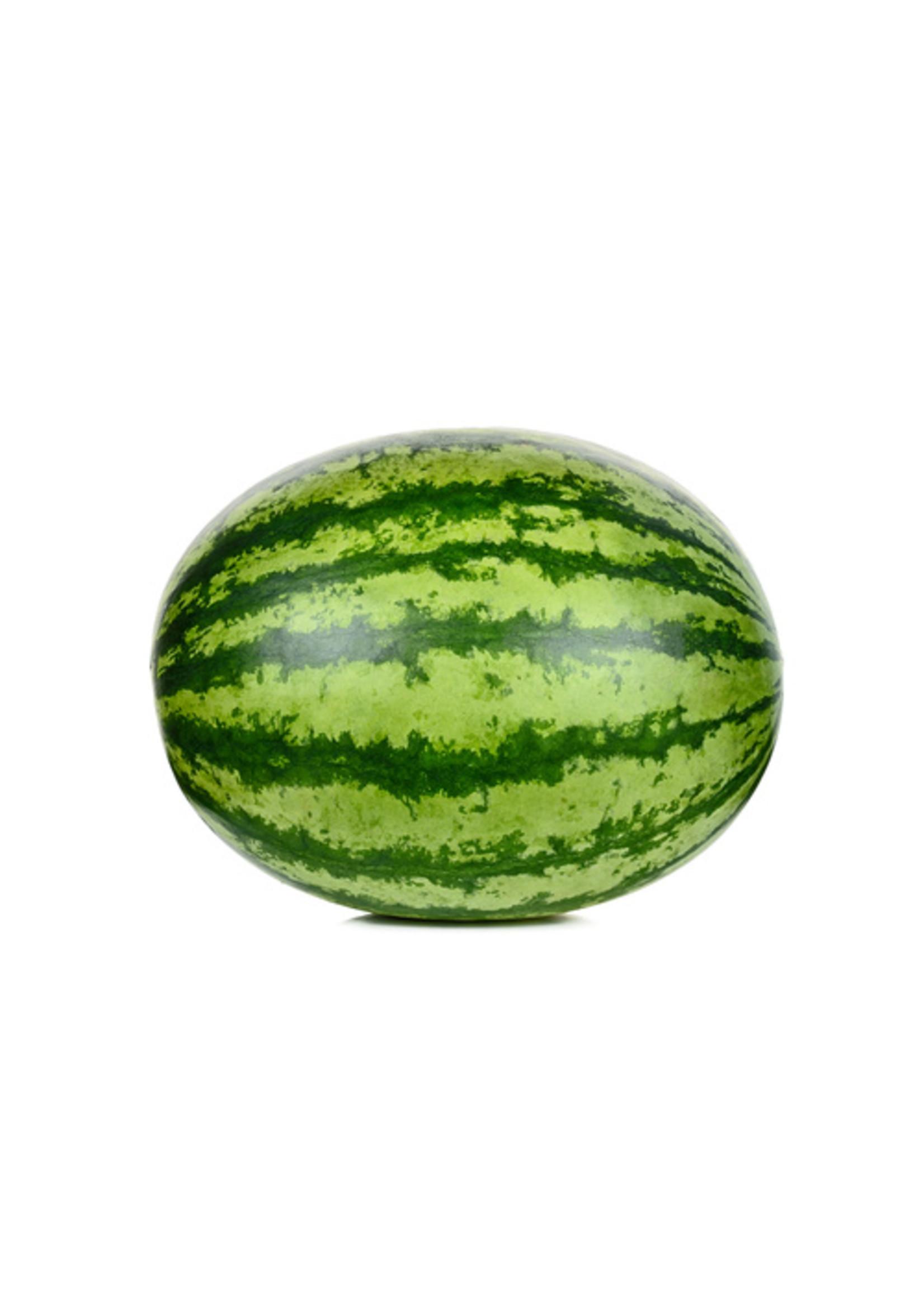 Watermeloen seedless stuk groot