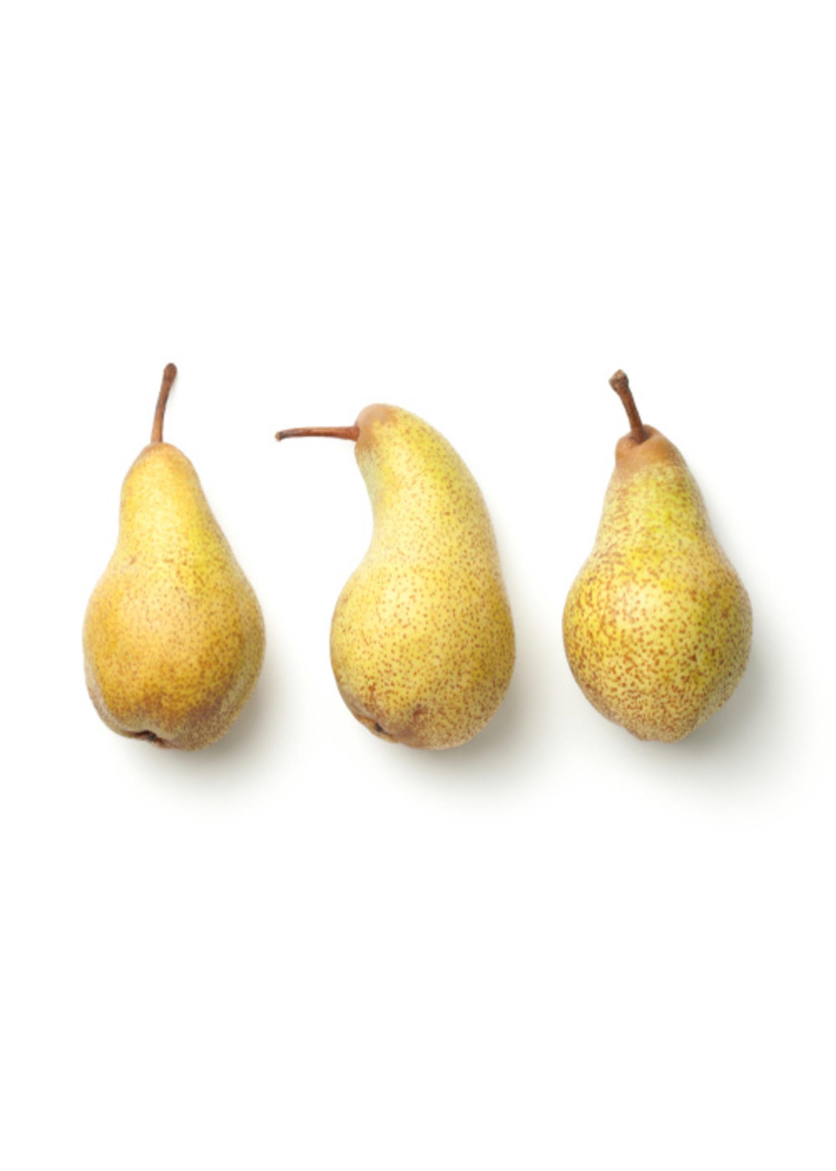 Peren gevangenisfruit kist 15 kilogram