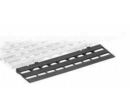 Rampes d'accès ESD pour caillebotis ou dalles en plastique conducteur