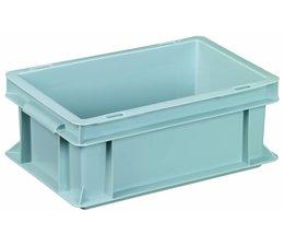 Eurobehälter 300x200x120 mm geschlossene Ausführung, geeignet für schwere Lasten und Lebensmittekontakt
