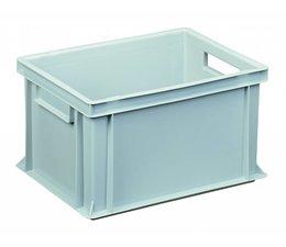 Eurobehälter 400x300x220 mm verstärkter Boden, geeignet für schwere Lasten und Lebensmittekontakt
