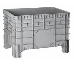Großvolumenbehälter 1040x640x670 mm, 4Füße, 285L geschlossen