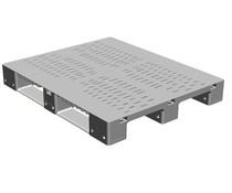 DOLAV Palette charges lourdes 1200x1000x150 plancher perforé
