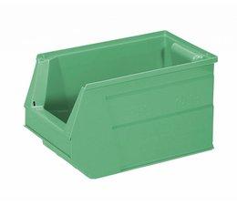 Kunststoff Sichtlagerkasten SB3 350x210x200 mm, 13 l, Farbe grün