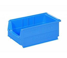 Kunststof Magazijnbak SB3Z 350x210x145 mm, 9L, kleur blauw