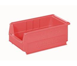 Storage bin SB3Z 350x210x145 mm, 9L , colour red