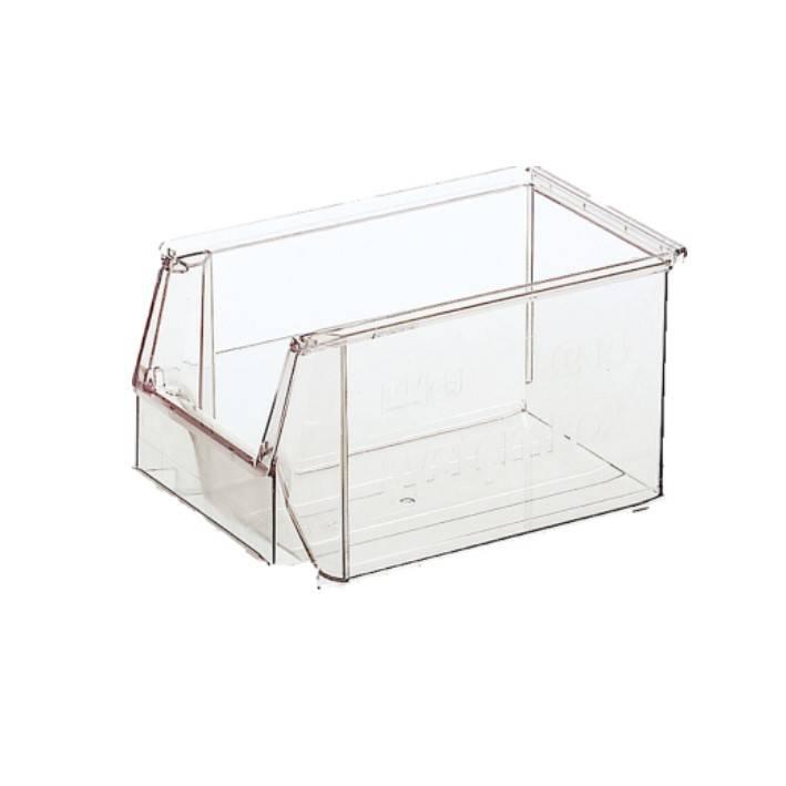 mode designer 9d83b 897a2 Bac à bec plastique 230x150x130, 4L transparent