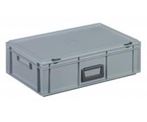 Kunststof Koffer 600x400x183 • 32 liter