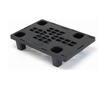 Plastic display-pallet 600x400x140