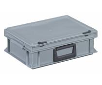 Kunststoffkoffer 400x300x133 • 10 Liter