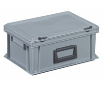 Plastic cases 400x300x183 • 15 litres