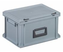 Kunststof Koffer 400x300x233 • 19 liter