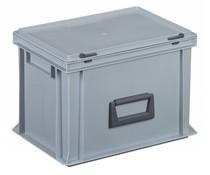 Coffret plastique 400x300x283 • 24 litres