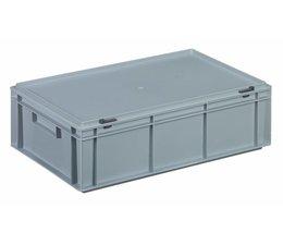 Bac avec couvercle intégré et articulé 600x400x183, 32,5L