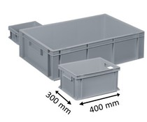 Stacking container 400 x 300