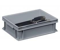 Besteckbehälter 400x300x120 geschlossene Ausführung