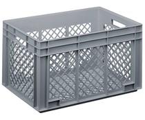 Gläserbehälter 600x400x338 durchbrochene Wände und Boden