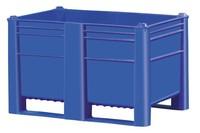 Plastic box pallets type 800 x 1200 footprint