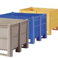 Pallet boxen voor industriële en landbouw toepassingen