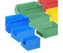 Alle Kunststoff-Sichtlagerkästen