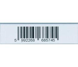 Etiquette adhésive bande 58x210