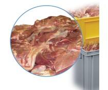 Vleeskratten en bakken