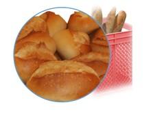 Bacs à pain et pâtisseries