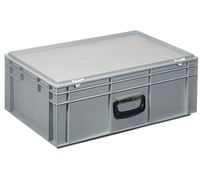 Kunststof Koffer 600x400x233 • 42 liter