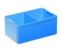 Inzetbakjes 276x176x110 • Onderverdeling• Per verpakkingseenheid van 14 stuks