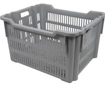 Kunststoff- Brotbehälter 625x500x360 • Drehstapel