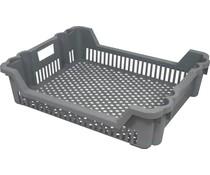 Kunststoff- Brotbehälter 625x500x165 • Drehstapel
