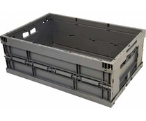 Folding container 600x400x215 • reinforced bottom