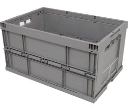 Folding container 600x400x320 reinforced bottom