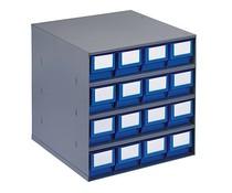 Blocs-tiroirs 376x400x400 avec 16 bacs de rangemen4