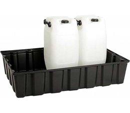 Kunststof Opvangbak • opvangelement 1220x820x270 mm • 220 Liter