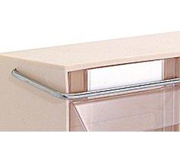 Retaining bar for BISTS2 - BISTS6 parts storage cases
