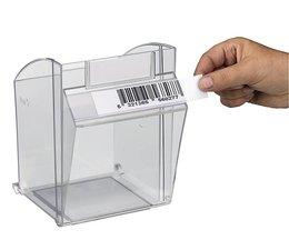 Porte-étiquettes autocollantes • pour bacs basculants BISTS4